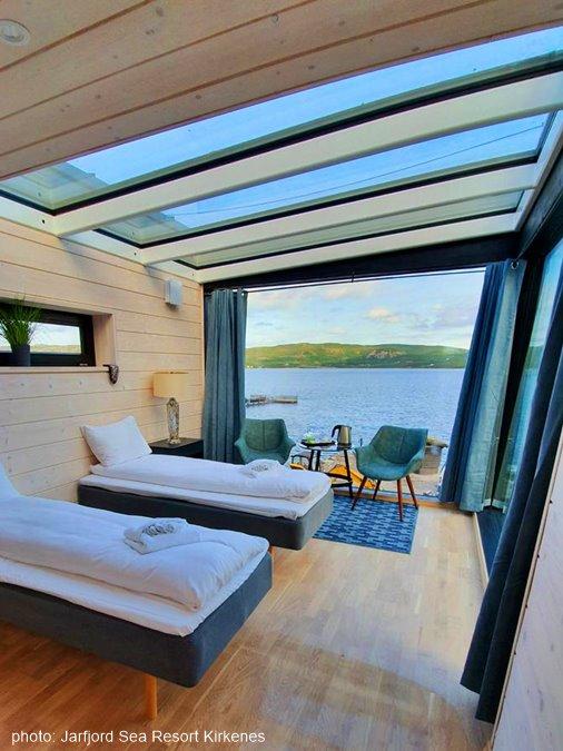 Jarfjord Sea Resort Kirkenes