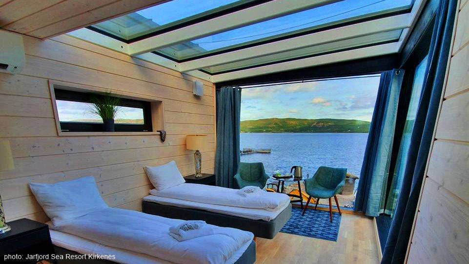 Jarfjord Sea Resort Kirkenes