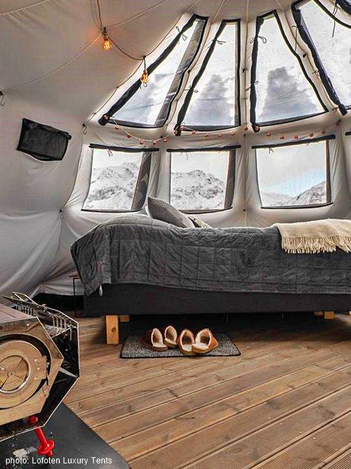 Lofoten Luxury Tents