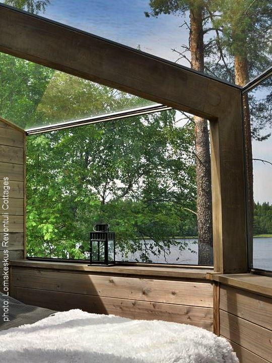 Lomakeskus Revontuli Cottages