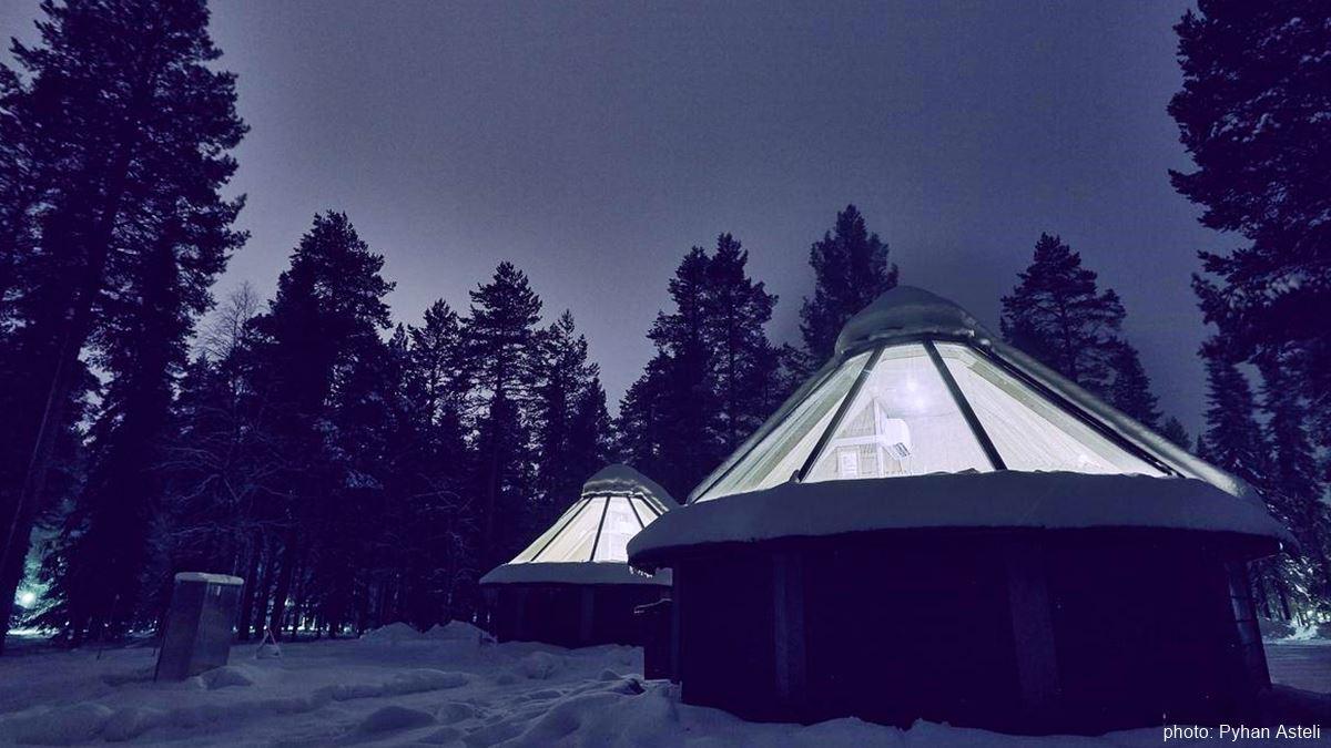 Pyhän Asteli Aurora Igloos & Suites